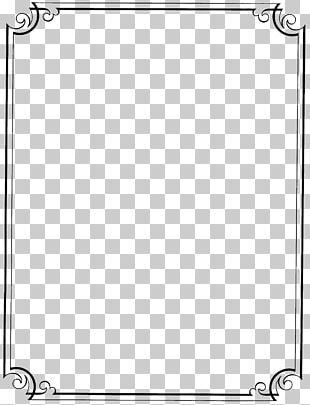 Borders And Frames Free Content Paper PNG