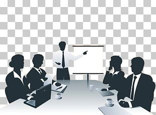 Business Networking Presentation PNG