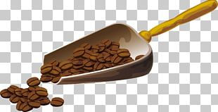 Instant Coffee Cafe Coffee Bean PNG