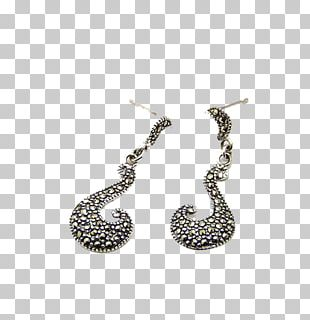 Earring Silver Body Piercing Jewellery Human Body PNG