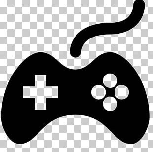 Joystick Game Controllers Computer Icons PNG