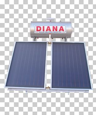 Solar Water Heating Central Heating Solar Energy Storage Water Heater PNG