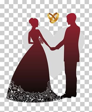 Wedding Invitation Wedding Reception Banner PNG