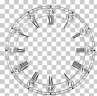 Clock Face Longines Watch Circle PNG