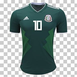 Spain 2018 World Cup Jersey Mexico National Football Team PNG