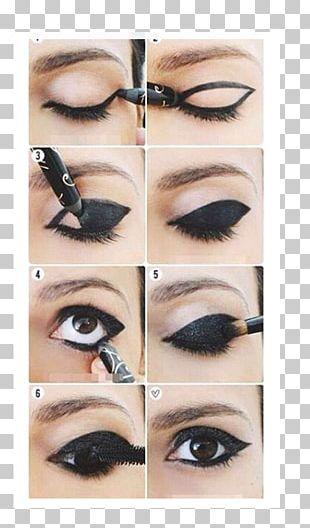 Eye Liner Eye Shadow Cosmetics Smokey Eyes Kohl PNG