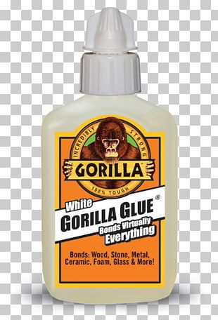 Gorilla Glue Adhesive Tape Paper Cyanoacrylate PNG