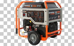 Electric Generator Generac Power Systems Engine-generator Gasoline Generac GP7500 PNG