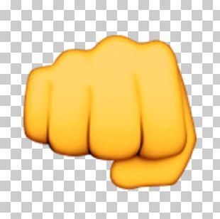 Emoji Fist Bump IPhone PNG