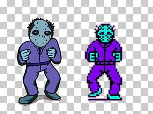 Friday The 13th: The Game Jason Voorhees Video Game Nintendo Entertainment System PNG