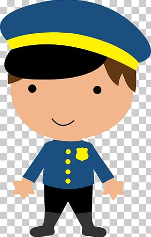 Police Officer T-shirt PNG