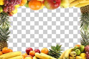 Fruit Vegetable Healthy Diet PNG