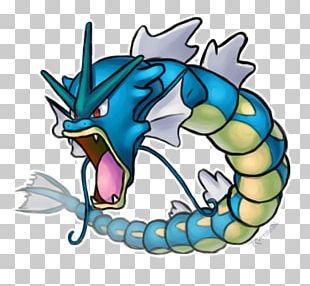 Pokémon GO Pokémon Red And Blue Pokémon: Magikarp Jump Gyarados PNG