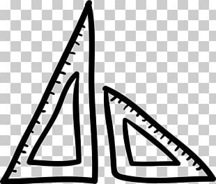 Triangle Ruler Geometry Shape Computer Icons PNG
