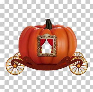 Cinderella Pumpkin Calabaza PNG