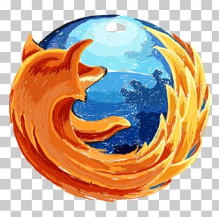Orange Sphere Circle PNG