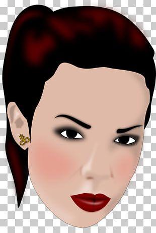 Tete De Femme (Dora Maar) Woman PNG