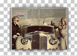 Vintage Car Motor Vehicle Brand PNG