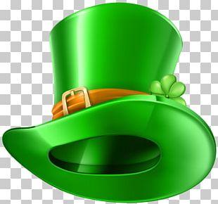Saint Patrick's Day Hat PNG