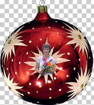 Christmas Ornament Ded Moroz Ball New Year Tree PNG
