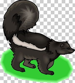 Skunk Whiskers Free Content PNG