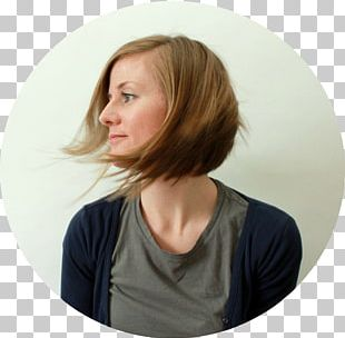 Blond Bangs Exercise Hair Coloring Bob Cut PNG