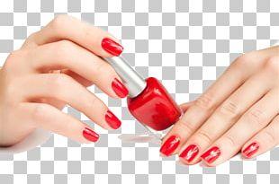 Nail Salon Beauty Parlour Manicure Nail Polish PNG