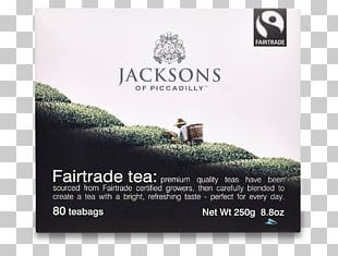 Tea Bag Jacksons Of Piccadilly Twinings Black Tea PNG