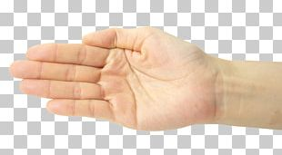 Thumb Hand Woman PNG