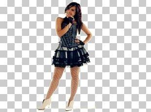 Miniskirt Cocktail Dress Waist Costume PNG