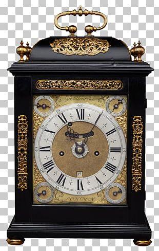 Table Antique Floor & Grandfather Clocks Bracket Clock PNG