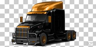 Car Semi-trailer Truck Commercial Vehicle Motor Vehicle Tire PNG
