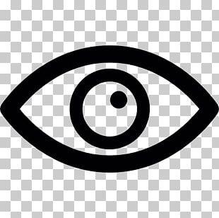 Eye Shape Symbol PNG