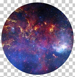 Galaxy Nebula Spitzer Space Telescope Hubble Space Telescope PNG