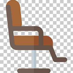 Hairdresser Computer Icons Barbershop Barber Chair PNG