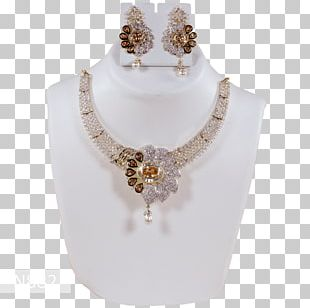 Pearl Necklace Jewellery Charms & Pendants PNG