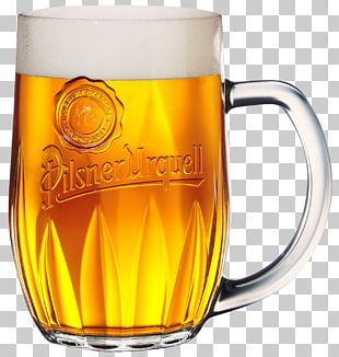 Pilsner Urquell Brewery Beer Lager PNG