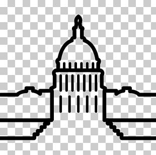 White House Computer Icons PNG