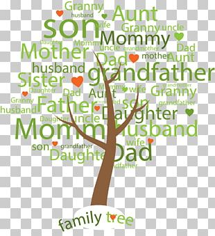 Genealogy Family Tree Father Grandparent PNG