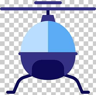 Helicopter Airplane Aircraft Icon PNG