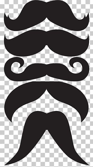 Mustache Moustache Web Template System Beard PNG