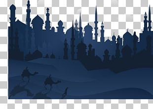 One Thousand And One Nights Illustration PNG