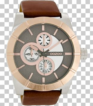 Watch Strap Clock Leather PNG