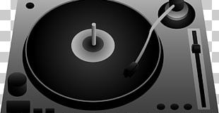 Disc Jockey Phonograph Record Turntablism PNG