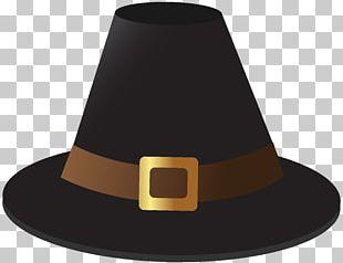 Pilgrim's Hat Gat PNG