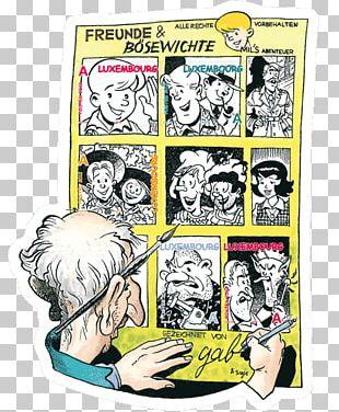 Comics Artist Human Behavior Cartoon Illustration PNG