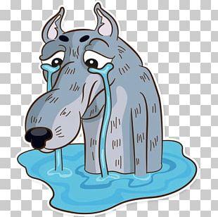 Dog Telegram Sticker Snout PNG