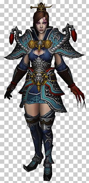 Metin2 Warrior Samurai Japanese Armour Body Armor PNG