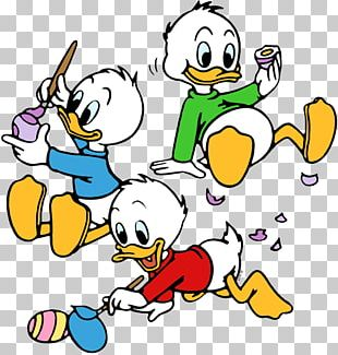 Daisy Duck Minnie Mouse Huey PNG