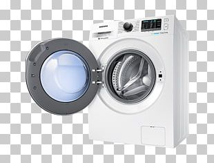 Washing Machines Clothes Dryer Laundry Room Home Appliance PNG